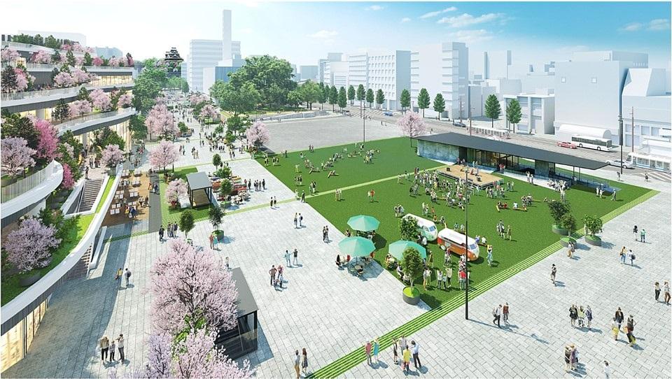 桜町・花畑周辺地区オープンスペースの愛称に関する市民投票について